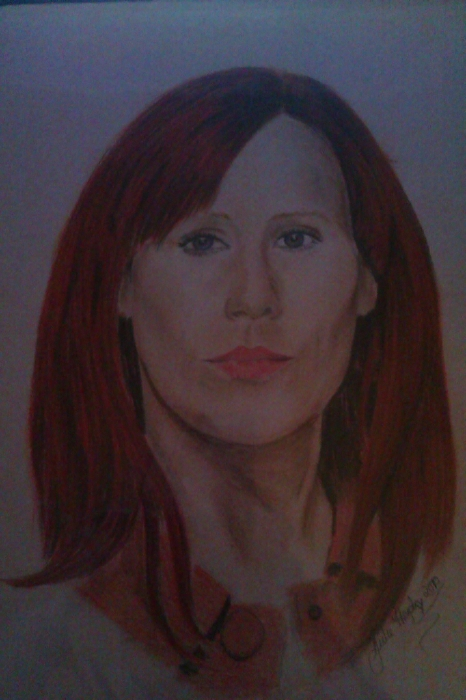 Catherine Tate by julieh